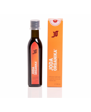 Joda Organika® - In linseed oil (250ml)